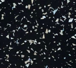 Black Quartz Sparkling Gloss Laminate