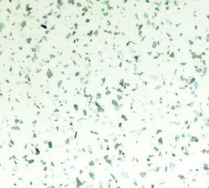 Snow Sparkling Gloss Laminate