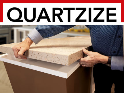 Quartzize Replacement Worktops